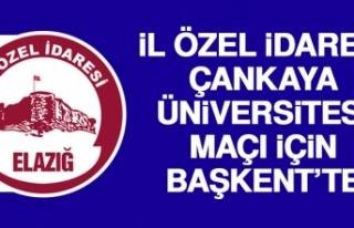 Birevim İÖİ, Çankaya Üniversitesi Maçı İçin...