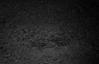 Çin, Ay'da Bulduğu Gizemli Maddenin Fotoğrafını...
