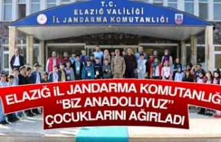 """Elazığ İl Jandarma Komutanlığı """"Biz Anadoluyuz""""..."""
