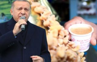 Her yıl Cumhurbaşkanı Erdoğan'a da gönderiliyor