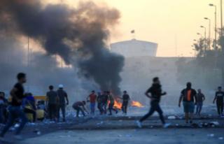Irak'ta yolsuzluk protestoları tekrardan başladı!