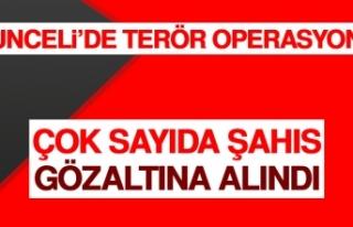 Terör Operasyonunda Çok Sayıda Şahıs Gözaltına...