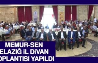 Toplantıya Genel Başkan Yardımcısı Tonbul da...