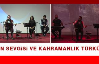 """""""Vatan Sevgisi ve Kahramanlık Türküleri"""""""