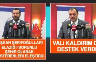 Başkan Şerifoğulları Eleştirdi, Vali Kaldırım...