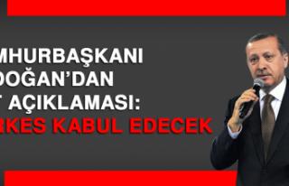 Cumhurbaşkanı Erdoğan'dan EYT Açıklaması:...