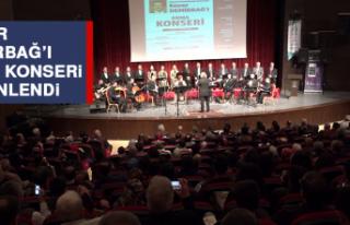 Enver Demirbağ'ı Anma Konseri Düzenlendi