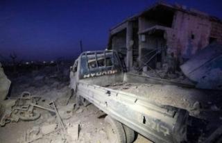 İran Destekli Gruplar İdlib'de Sığınmacı...