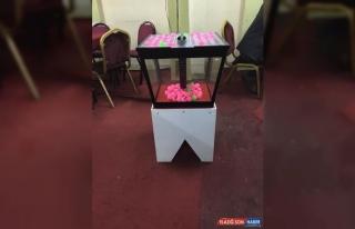 Malatya'da kumar oynayan 50 kişiye 16 bin lira ceza...