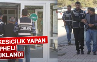 Yankesicilik Yapan 2 Şüpheli Tutuklandı