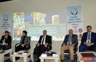 Anadolu Tarihi ve Kültür Değerlerini Anlama Çalıştayı