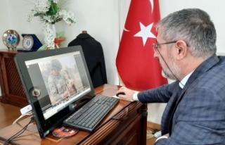 Ardahan Üniversitesi Rektörü Prof. Dr. Biber AA'nın...