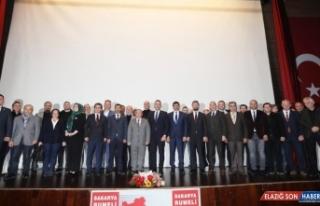 'Balkanlarda Azınlıklar ve İslamofobi' Serdivan'da...