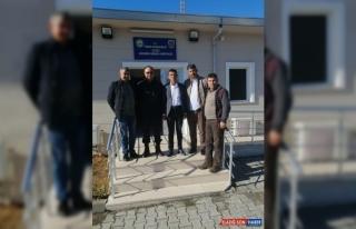 Çiçekli Jandarma Karakolu açıldı