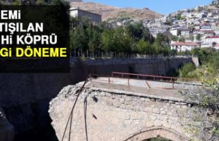 Dönemi tartışılan tarihi köprü hangi döneme...