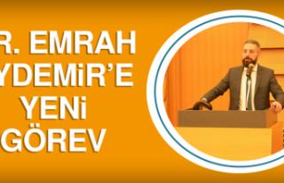 Dr. Emrah Aydemir'e Yeni Görev