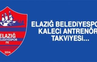 Elazığ Belediyespor'a Kaleci Antrenörü Takviyesi…