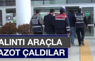 Elazığ'da 2 Hırsız Yakalandı