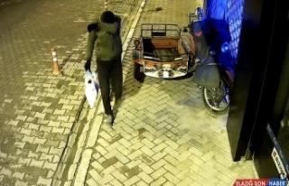 Elazığ'da cep telefonu hırsızlığı güvenlik...