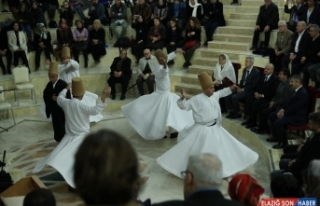 "Eskişehir'de ""Şeb-i Arus"" programı"