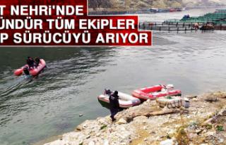 Fırat Nehri'nde 10 Gündür Tüm Ekipler, Kayıp...