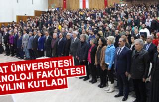 Fırat Üniversitesi Teknoloji Fakültesi 10. Yılını...