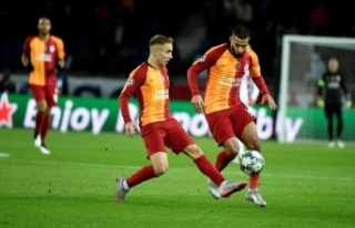 Galatasaray, Paris Saint-Germain'e 5-0 Mağlup...