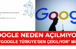 Google ve Youtube neden çöktü? Uygulamalar neden...
