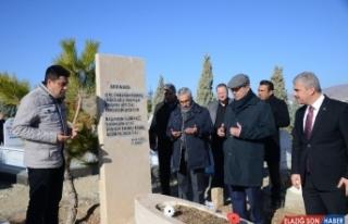 Halk Ozanı Muharrem Ertaş, 35. ölüm yıl dönümünde...