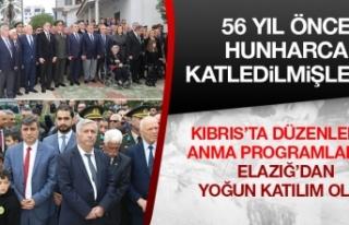 Hunharca Katledilen İlhan Ailesi Kıbrıs'ta...