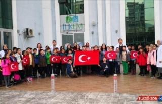 İlkadım'da Mehmet Akif Ersoy yad edildi