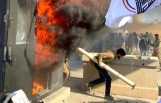 """Irak'ta Haşdi Şabi'den """"ABD'nin..."""
