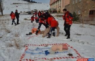 Kars'ta kimyasal ve radyoaktif olaylara hazırlık...