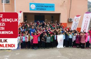 Keban'da Öğrencilere Yönelik Etkinlik Düzenlendi