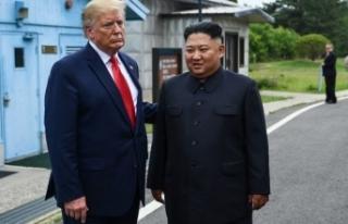 """Kuzey Kore'den Trump'a """"Roket Adam""""..."""