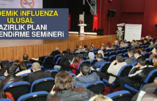 Pandemik İnfluenza Ulusal Hazırlık Planı Bilgilendirme...