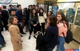 """PAÜ öğrencilerinden """"Topluma Hizmet Uygulamaları""""..."""