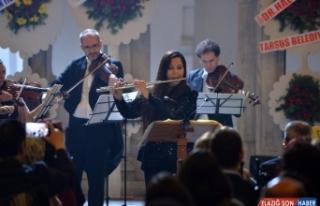 Şefika Kutluer, St.Paul Anıt Müzesi'nde konser...
