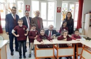 """Şehit Orçun Kubat İlköğretim Okulu'nda """"Engelliler..."""