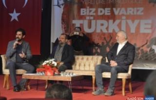 Tavşanlı'da Türk Silahlı Kuvvetlerini Güçlendirme...