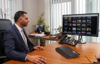Teknopark İstanbul Genel Müdürü Topçu, AA'nın...