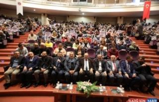 """Tokat'ta """"Duyarlı Aile Bilinçli Gençlik""""..."""