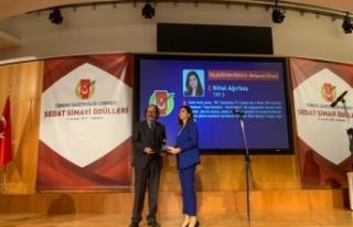 'Troya Hazineleri' belgeseli Sedat Simavi ödüllerine...