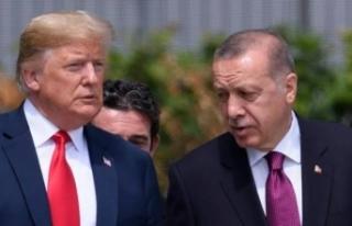 Trump, Türkiye Yaptırımlarını Önlemek İçin...