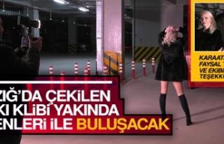 Yönetmen Faysal Tokmak İmzalı Klip Çekimlerinde,...