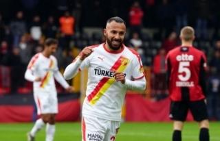 Ziraat Türkiye Kupası: Fatih Karagümrük: 1 - Göztepe:...