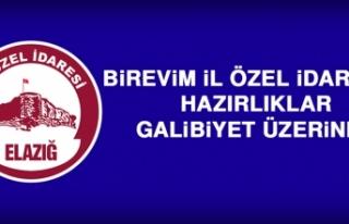 Birevim İl Özel İdare'de Hazırlıklar Galibiyet...