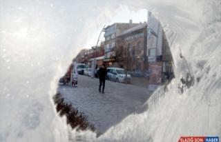 Doğu Anadolu'da dondurucu soğuklar hayatı olumsuz...