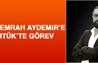 Dr. Emrah Aydemir'e RTÜK'te Görev