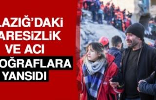 Elazığ'daki Çaresizlik ve Acı...